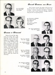 Page 14, 1964 Edition, Eagle Pass High School - El Cenizo Yearbook (Eagle Pass, TX) online yearbook collection