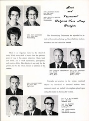 Page 16, 1964 Edition, Eagle Pass High School - El Cenizo Yearbook (Eagle Pass, TX) online yearbook collection