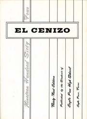 Page 5, 1964 Edition, Eagle Pass High School - El Cenizo Yearbook (Eagle Pass, TX) online yearbook collection