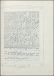 Page 61, 1925 Edition, Carthage High School - Pine Burr Yearbook (Carthage, TX) online yearbook collection