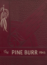Carthage High School - Pine Burr Yearbook (Carthage, TX) online yearbook collection, 1945 Edition, Page 1