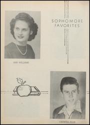 Page 60, 1947 Edition, Carthage High School - Pine Burr Yearbook (Carthage, TX) online yearbook collection