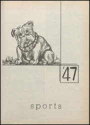 Page 63, 1947 Edition, Carthage High School - Pine Burr Yearbook (Carthage, TX) online yearbook collection