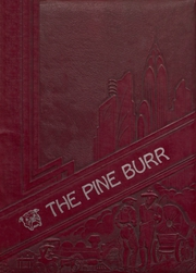 Carthage High School - Pine Burr Yearbook (Carthage, TX) online yearbook collection, 1948 Edition, Page 1