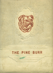 Carthage High School - Pine Burr Yearbook (Carthage, TX) online yearbook collection, 1949 Edition, Page 1