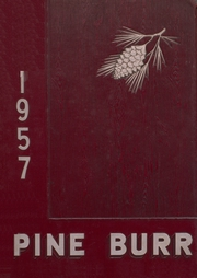 Page 1, 1957 Edition, Carthage High School - Pine Burr Yearbook (Carthage, TX) online yearbook collection