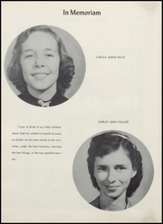 Page 12, 1957 Edition, Carthage High School - Pine Burr Yearbook (Carthage, TX) online yearbook collection