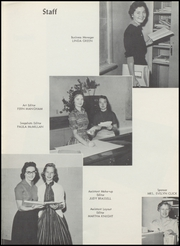 Page 15, 1957 Edition, Carthage High School - Pine Burr Yearbook (Carthage, TX) online yearbook collection