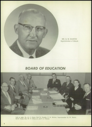 Page 10, 1960 Edition, Carthage High School - Pine Burr Yearbook (Carthage, TX) online yearbook collection