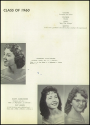 Page 17, 1960 Edition, Carthage High School - Pine Burr Yearbook (Carthage, TX) online yearbook collection