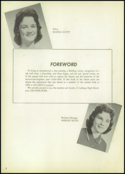 Page 6, 1960 Edition, Carthage High School - Pine Burr Yearbook (Carthage, TX) online yearbook collection