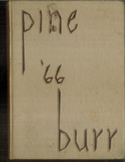 Page 1, 1966 Edition, Carthage High School - Pine Burr Yearbook (Carthage, TX) online yearbook collection