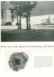 Page 14, 1966 Edition, Carthage High School - Pine Burr Yearbook (Carthage, TX) online yearbook collection