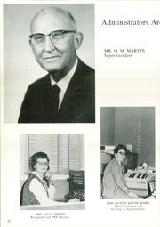 Page 16, 1966 Edition, Carthage High School - Pine Burr Yearbook (Carthage, TX) online yearbook collection