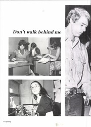 Page 12, 1975 Edition, Carthage High School - Pine Burr Yearbook (Carthage, TX) online yearbook collection