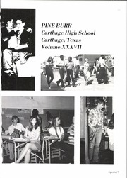 Page 5, 1975 Edition, Carthage High School - Pine Burr Yearbook (Carthage, TX) online yearbook collection
