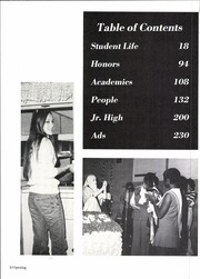 Page 6, 1975 Edition, Carthage High School - Pine Burr Yearbook (Carthage, TX) online yearbook collection