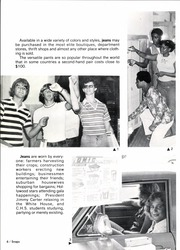 Page 10, 1978 Edition, Carthage High School - Pine Burr Yearbook (Carthage, TX) online yearbook collection