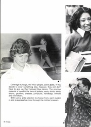 Page 12, 1978 Edition, Carthage High School - Pine Burr Yearbook (Carthage, TX) online yearbook collection