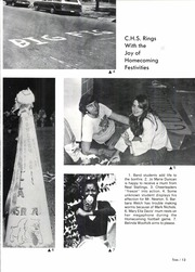 Page 17, 1978 Edition, Carthage High School - Pine Burr Yearbook (Carthage, TX) online yearbook collection