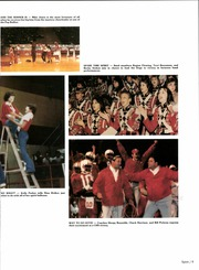 Page 11, 1985 Edition, Carthage High School - Pine Burr Yearbook (Carthage, TX) online yearbook collection
