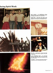 Page 13, 1985 Edition, Carthage High School - Pine Burr Yearbook (Carthage, TX) online yearbook collection