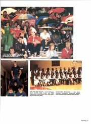 Page 7, 1985 Edition, Carthage High School - Pine Burr Yearbook (Carthage, TX) online yearbook collection