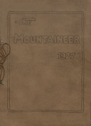 1927 Edition, Llano High School - Yellow Jacket Yearbook (Llano, TX)