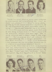 Page 16, 1945 Edition, Llano High School - Yellow Jacket Yearbook (Llano, TX) online yearbook collection