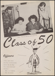 Page 17, 1950 Edition, Llano High School - Yellow Jacket Yearbook (Llano, TX) online yearbook collection