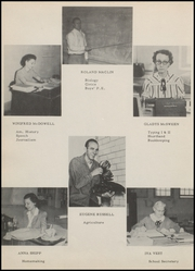 Page 12, 1956 Edition, Llano High School - Yellow Jacket Yearbook (Llano, TX) online yearbook collection