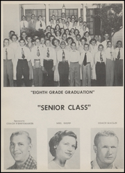 Page 14, 1956 Edition, Llano High School - Yellow Jacket Yearbook (Llano, TX) online yearbook collection