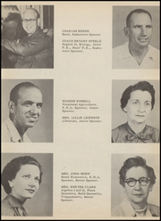 Page 11, 1957 Edition, Llano High School - Yellow Jacket Yearbook (Llano, TX) online yearbook collection