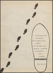 Page 6, 1957 Edition, Llano High School - Yellow Jacket Yearbook (Llano, TX) online yearbook collection