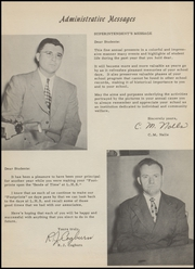 Page 8, 1957 Edition, Llano High School - Yellow Jacket Yearbook (Llano, TX) online yearbook collection