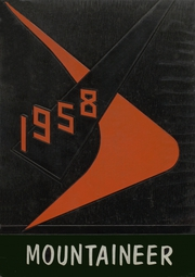 1958 Edition, Llano High School - Yellow Jacket Yearbook (Llano, TX)