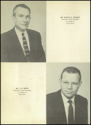 Page 10, 1959 Edition, La Porte High School - Reflector Yearbook (La Porte, TX) online yearbook collection