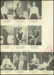 Page 14, 1959 Edition, La Porte High School - Reflector Yearbook (La Porte, TX) online yearbook collection