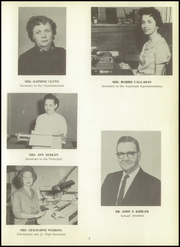 Page 11, 1960 Edition, La Porte High School - Reflector Yearbook (La Porte, TX) online yearbook collection
