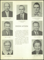 Page 6, 1960 Edition, La Porte High School - Reflector Yearbook (La Porte, TX) online yearbook collection