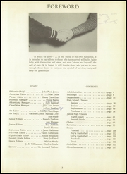 Page 7, 1960 Edition, La Porte High School - Reflector Yearbook (La Porte, TX) online yearbook collection