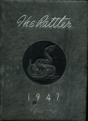 San Marcos High School - Rattler Yearbook (San Marcos, TX) online yearbook collection, 1947 Edition, Page 1