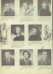 Page 22, 1949 Edition, San Marcos High School - Rattler Yearbook (San Marcos, TX) online yearbook collection