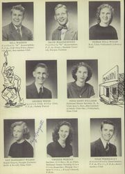 Page 24, 1949 Edition, San Marcos High School - Rattler Yearbook (San Marcos, TX) online yearbook collection