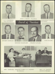 Page 12, 1956 Edition, San Marcos High School - Rattler Yearbook (San Marcos, TX) online yearbook collection