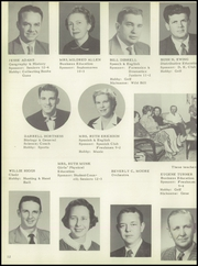 Page 16, 1956 Edition, San Marcos High School - Rattler Yearbook (San Marcos, TX) online yearbook collection
