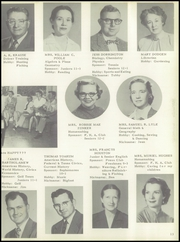 Page 17, 1956 Edition, San Marcos High School - Rattler Yearbook (San Marcos, TX) online yearbook collection