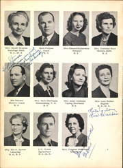 Page 10, 1947 Edition, Lufkin High School - Fang Yearbook (Lufkin, TX) online yearbook collection