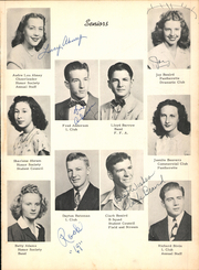 Page 13, 1947 Edition, Lufkin High School - Fang Yearbook (Lufkin, TX) online yearbook collection