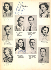 Page 16, 1947 Edition, Lufkin High School - Fang Yearbook (Lufkin, TX) online yearbook collection
